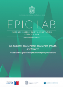 Do business accelerators accelerate growth and failure?